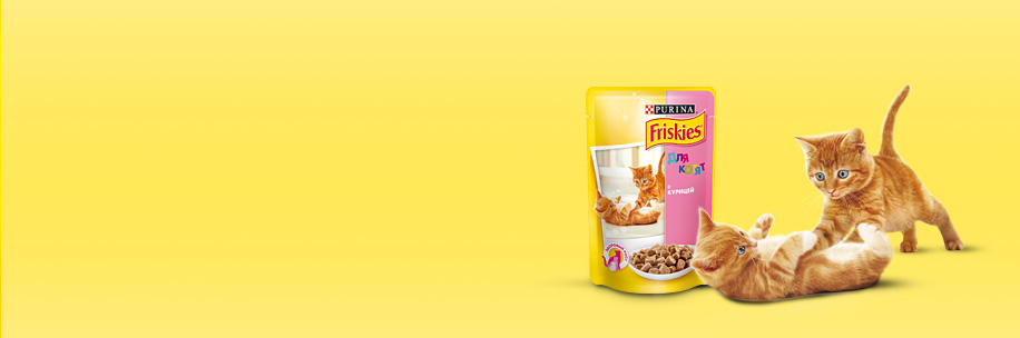 Friskies® Junior (*Джуніор)
